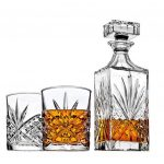 whisky decanter set for Godinger